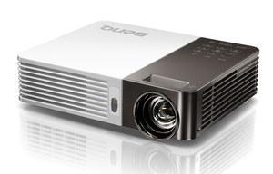 BenQ GP10 – mały projektor LED