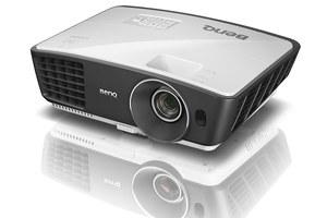 BenQ W750 - popularne kino domowe HD 3D