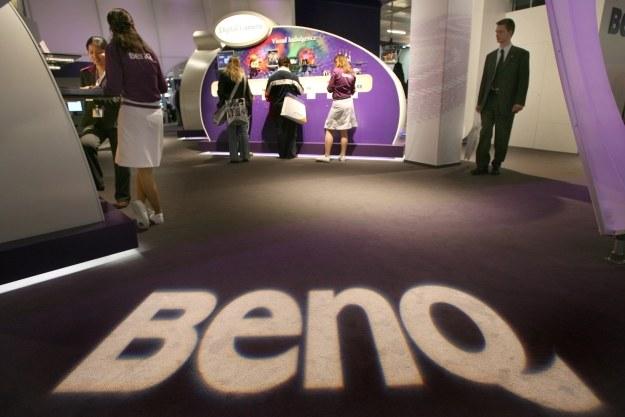 BenQ zaprezentuje nowego smartfona /AFP