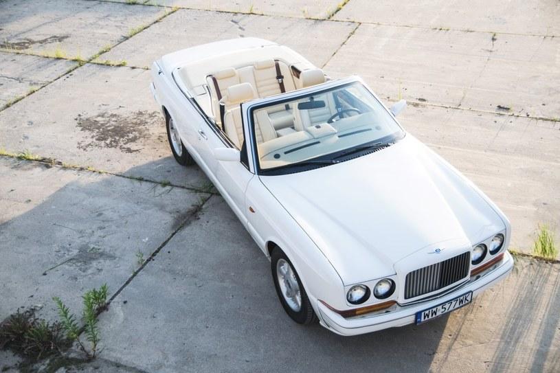 Bentley Azure z 1997 to już pełnoprawny klasyk /materiały prasowe