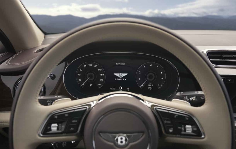 Bentley Bentayga 2020 /