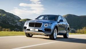 Bentley Bentayga z silnikiem... Diesla!