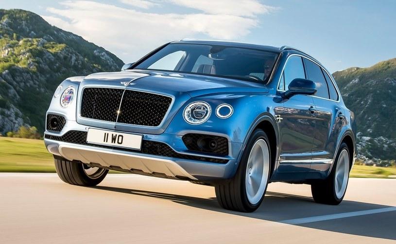 Bentley Bentayga /