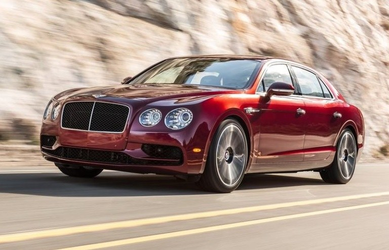 Bentley Continental Flying Spur /