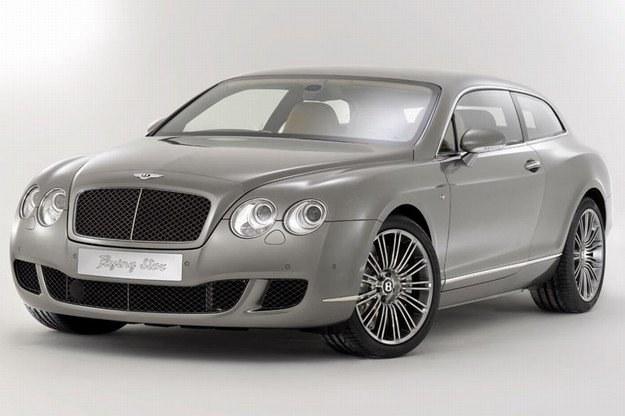 Bentley continental flying star /