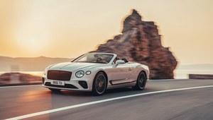 Bentley Continental GT Convertible - ekskluzywne cabrio