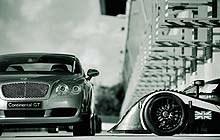 Bentley Continental GT i EXP Speed 8 /INTERIA.PL