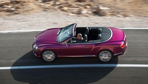 Bentley Continental GT Speed Convertible oficjalnie