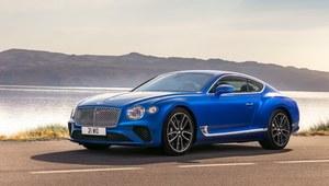 Bentley Continental GT trzeciej generacji
