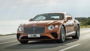 """Bentley Continental GT V8 - wersja """"podstawowa"""""""