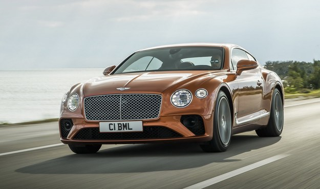 Bentley Continental GT V8 /Bentley