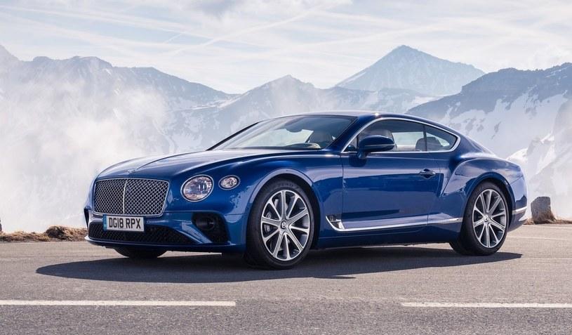 Bentley Continental GT /