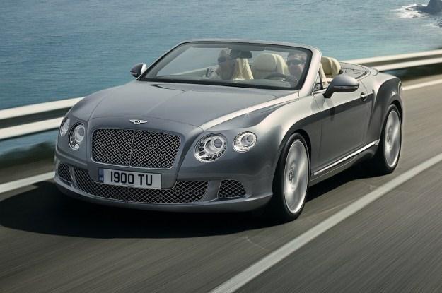 Bentley continental GTC /