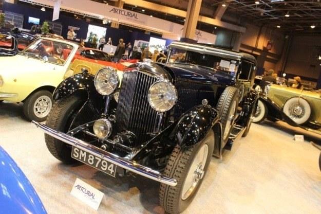 Bentley Coupe Sportsman z 8-litrowym silnikiem /INTERIA.PL