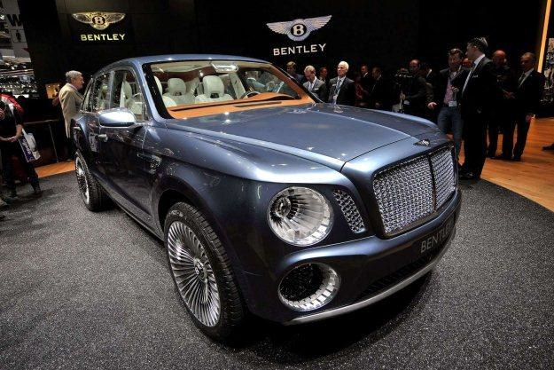 Bentley EXP 9F /INTERIA.PL
