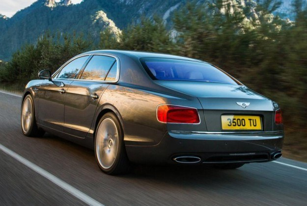 Bentley Flying Spur /