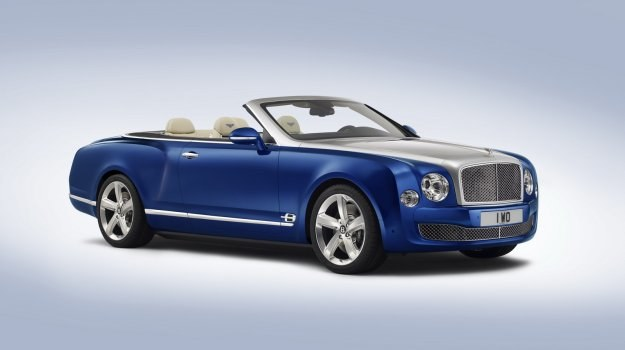 Bentley Grand Convertible /Bentley