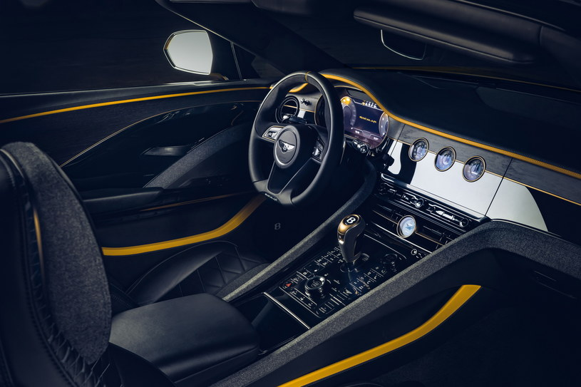 Bentley Mulliner Bacalar /