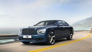 Bentley Mulsanne 6.75 Edition - wersja pożegnalna