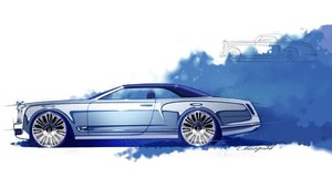 Bentley Mulsanne Convertible coraz bliżej