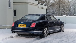 Bentley Mulsanne na nowy sezon
