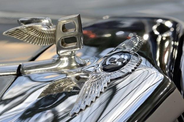 Bentley pomoże Vertu? /AFP