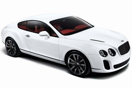 Bentley supersport /