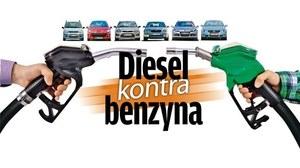 Benzyna czy diesel? Ankieta
