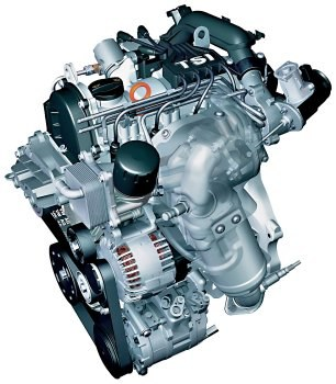 Benzynowy silnik 1.2 TSI /Volkswagen
