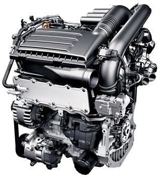 Benzynowy silnik 1.4 TSI /Volkswagen