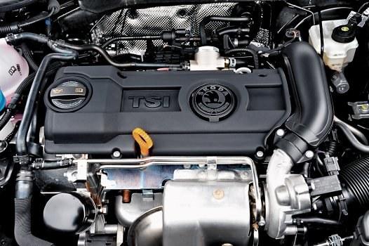 Benzynowy silnik 1.4 TSI /Motor