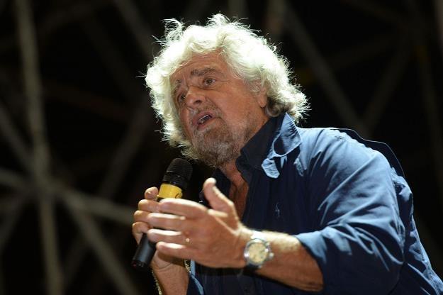 Beppe Grillo chce, by mafia była notowana na giełdzie /AFP