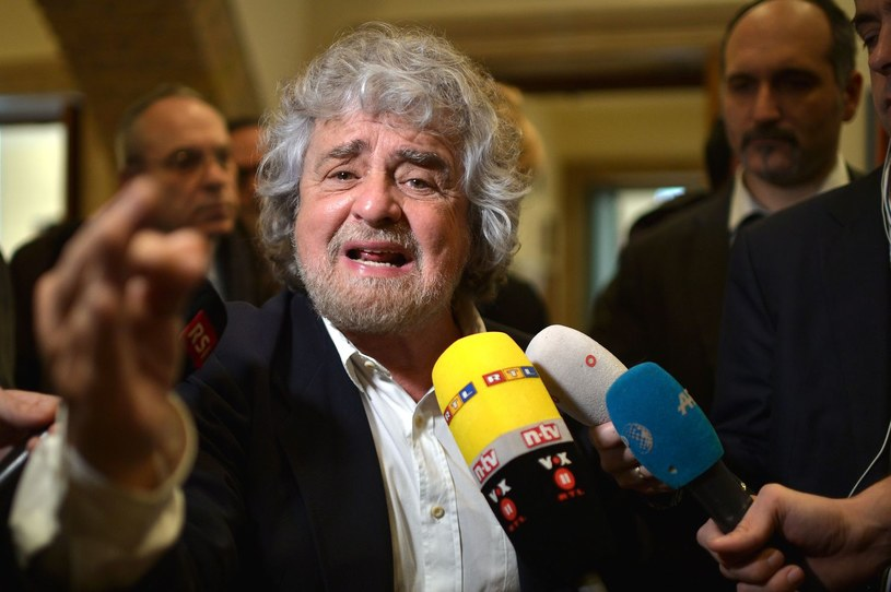 Beppe Grillo. /AFP