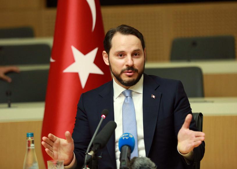 Berat Albayrak /AFP