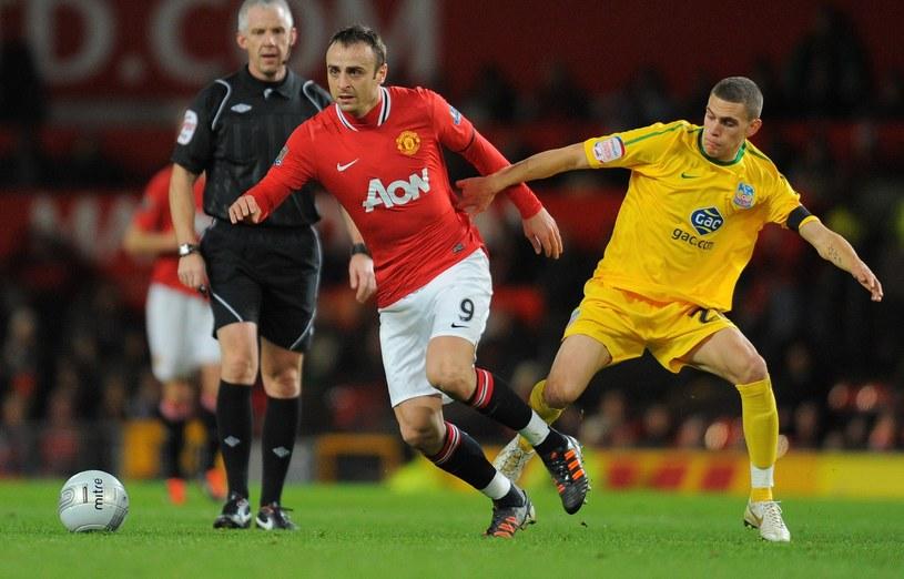 Berbatow ma żal do trenera Man Utd /AFP