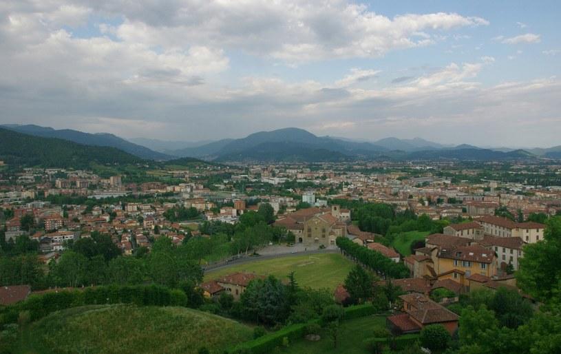 Bergamo, panorama /Marek Bazak /East News