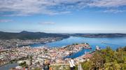 Bergen. Brama do krainy majestatycznych fiordów