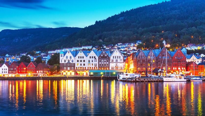 Bergen. Miasto kolorowych domów