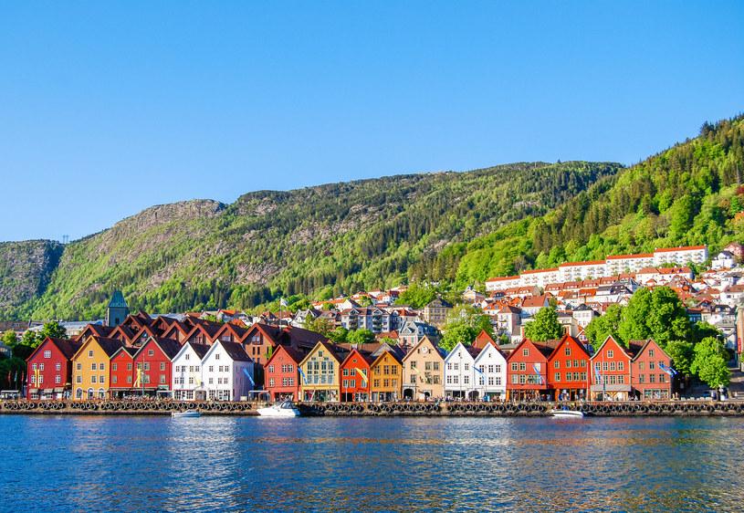Bergen. W Norwegii ludzie wiedzą o sobie (prawie) wszystko. /123RF/PICSEL