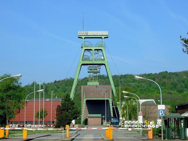 Bergwerk Prosper-Haniel. Źródło: de.wikipedia.org /