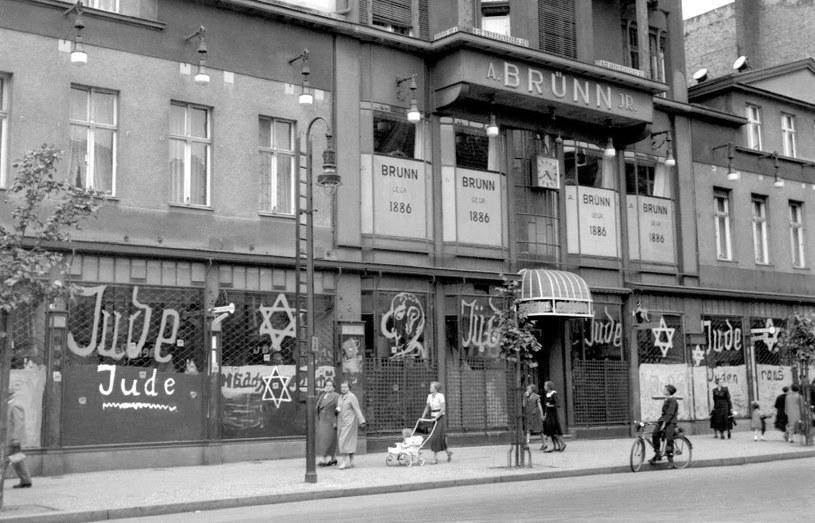 Berlin, 1938 r. /AFP