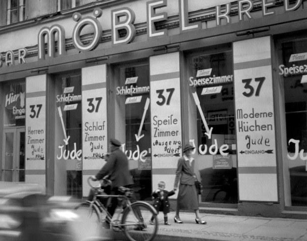 Berlin, 1938 rok /AFP