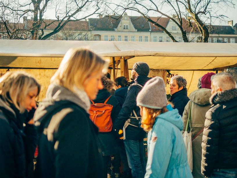 Berlin, Boxhagener Platz /Flickr/  fot. mjaysplanet /