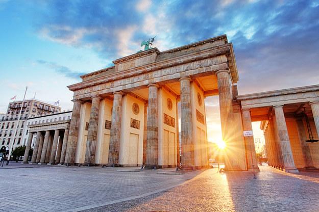 Berlin, Brama Brandenburska /123RF/PICSEL