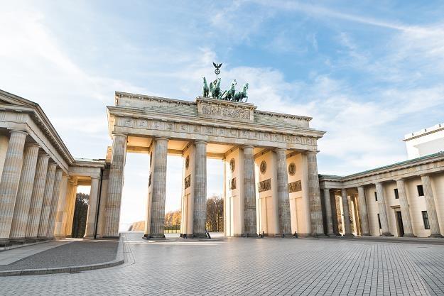 Berlin. Brama Brandenburska /©123RF/PICSEL