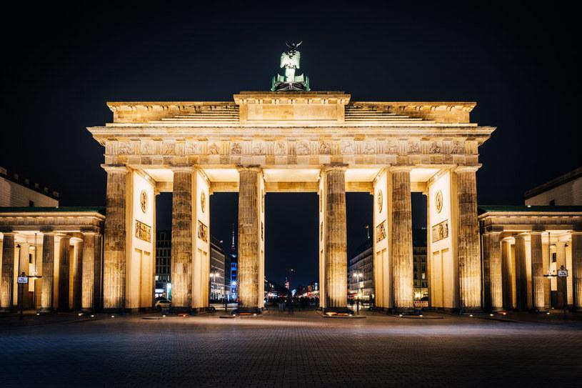 Berlin. Brama Brandenburska /123RF/PICSEL