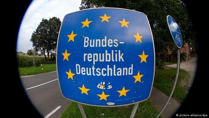 Berlin kategorycznie odrzuca powrót kontroli granicznej, fot: picture-alliance/dpa /Deutsche Welle