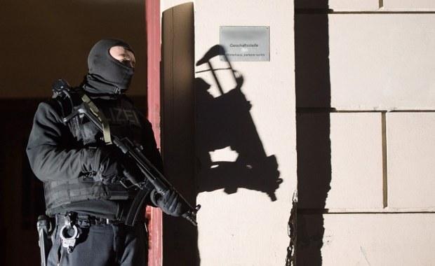Berlin: Obława na terrorystów