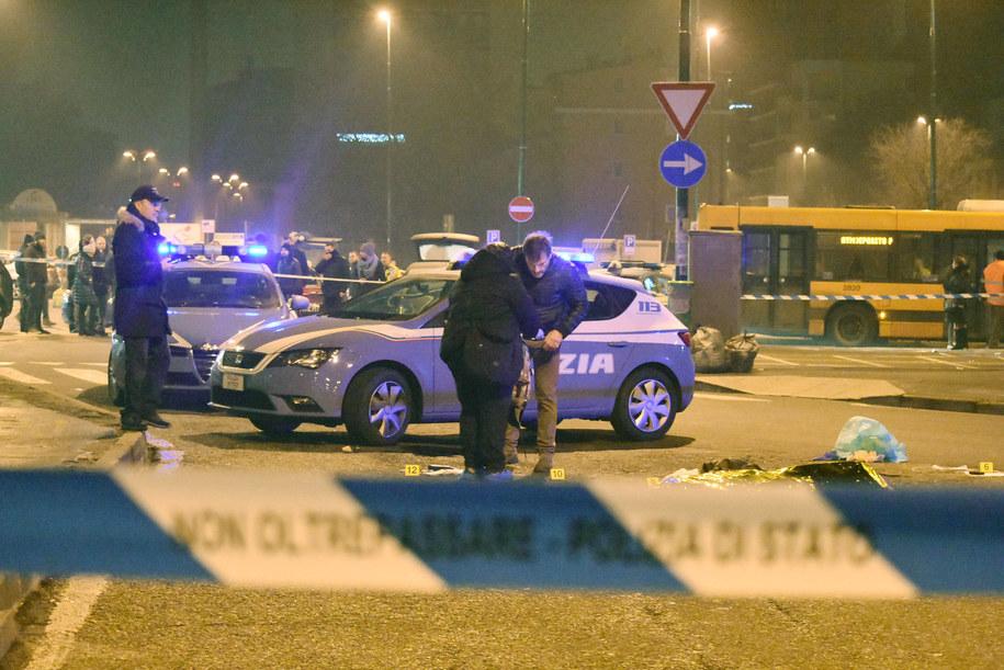 Berlin po zamachu na jarmark bożonarodzeniowy /DANIELE BENNATI  /PAP/EPA
