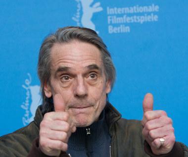 Berlinale 2020: Jeremy Irons przewodniczącym jury